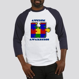 """Autism Awarness"" Baseball Jersey"