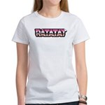 Ratatat. Women's T-Shirt