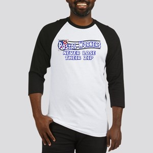 Postal Worker Baseball Jersey