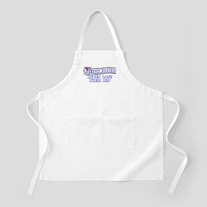 Postal Worker BBQ Apron