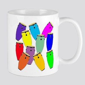 Rainbow Conga Mugs