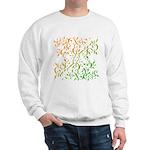 Abstract Arabic Sweatshirt
