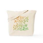 Abstract Arabic Tote Bag