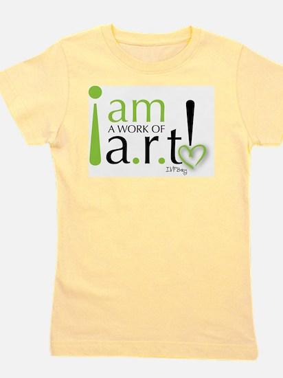 I am a work of a.r.t! T-Shirt