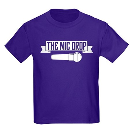 The Mic Drop Kids Light T-Shirt