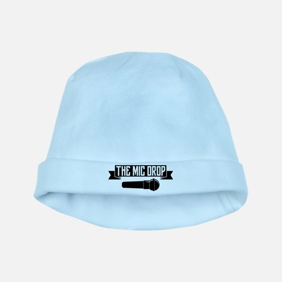 The Mic Drop Baby Hat