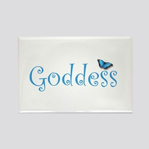 Goddess Rectangle Magnet