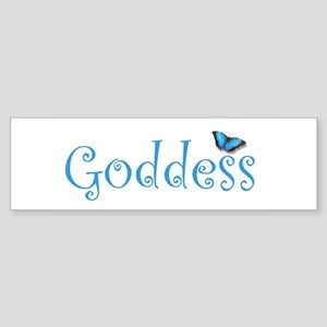 Goddess Bumper Sticker