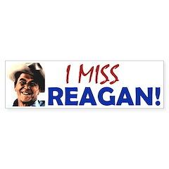 I Miss Reagan Bumper Sticker (10 pk)
