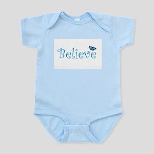 Believe Infant Creeper