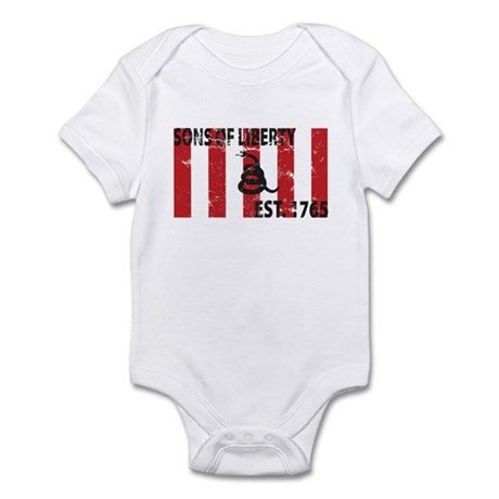 Sons of Liberty Est. 1765 w/S Infant Bodysuit