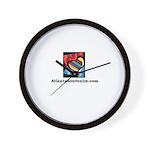 AtlantaSouvenirs.com Wall Clock