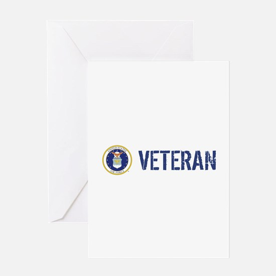 USAF: Veteran Greeting Card