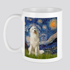 Starry Night / Pyrenees Mug