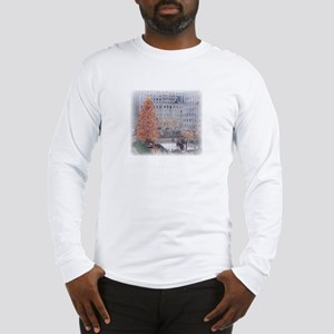 City Christmas Long Sleeve T-Shirt