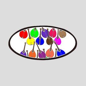 Rainbow Mandolins Patch