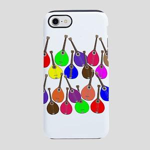 Rainbow Mandolins iPhone 7 Tough Case