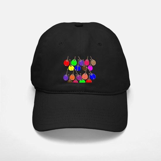 Rainbow Mandolins Baseball Hat