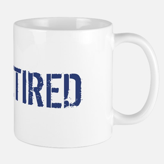 USAF: Retired Mug
