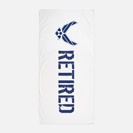USAF: Retired Beach Towel