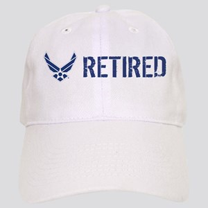 Air Force Retired Hats - CafePress 8cba21a51a27