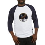 Apollo 11 Mission Patch Baseball Jersey