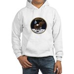 Apollo 11 Mission Patch Hooded Sweatshirt