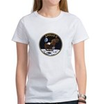 Apollo 11 Mission Patch Women's T-Shirt