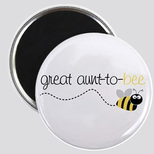 great aunt to be shirt Magnet