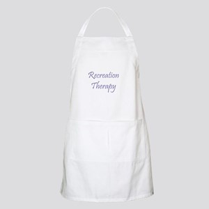 Recreation Therapy BBQ Apron