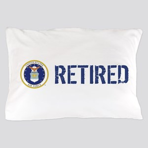 USAF: Retired Pillow Case