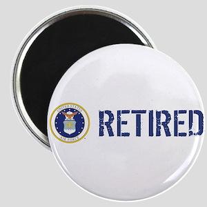 USAF: Retired Magnet
