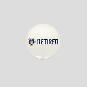 USAF: Retired Mini Button