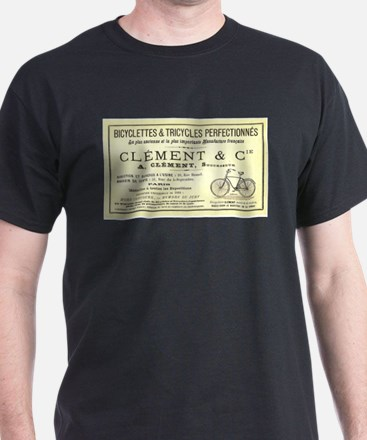 Vintage bicycle ad T-Shirt