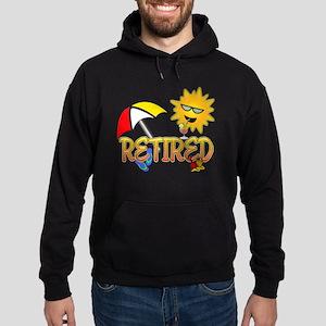Retired Hoodie (dark)
