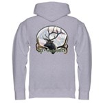 bp-Outdoors Buck Logo Hooded Sweatshirt