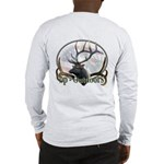 bp-Outdoors Buck Logo Long Sleeve T-Shirt