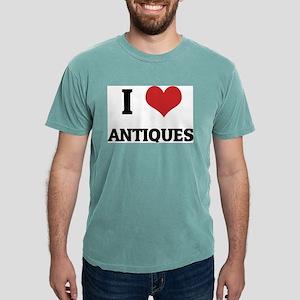 I Love Antiques Ash Grey T-Shirt
