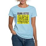 Obama Justice Women's Light T-Shirt