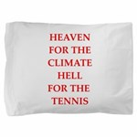 Funny sports and gaming joke Pillow Sham