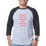 Funny sports and gaming joke Mens Baseball Tee