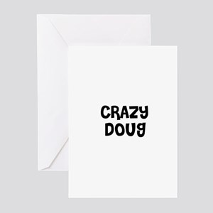 CRAZY DOUG Greeting Cards (Pk of 10)