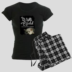 Spoiled? Never! Pajamas