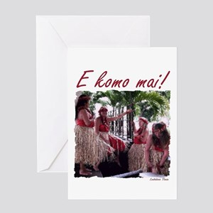 Invitation to 3 or More - Greeting Card