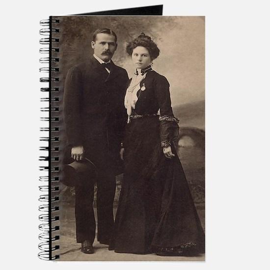 Funny Print wedding Journal