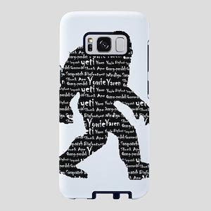 Bigfoot Sasquatch Yowie Yet Samsung Galaxy S8 Case