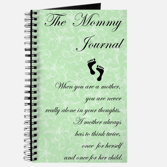 Cute Expecting Journal