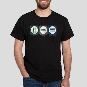 Eat Sleep Pipe Laying T-Shirt