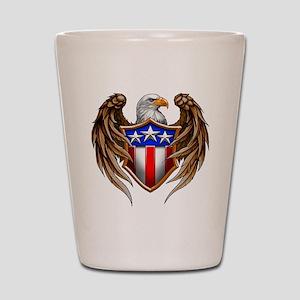 True American Eagle Shot Glass
