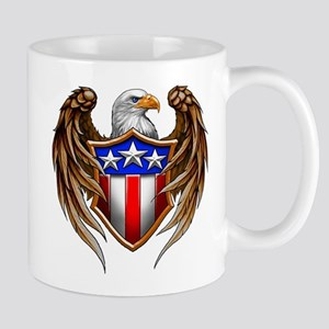 True American Eagle Mugs